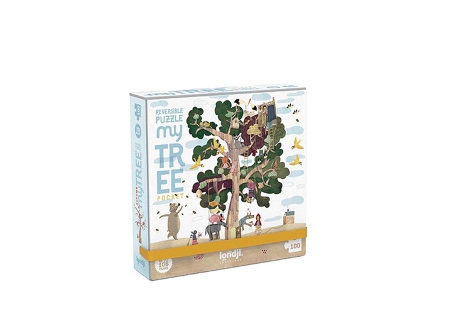 Pocket Puzzle - My tree