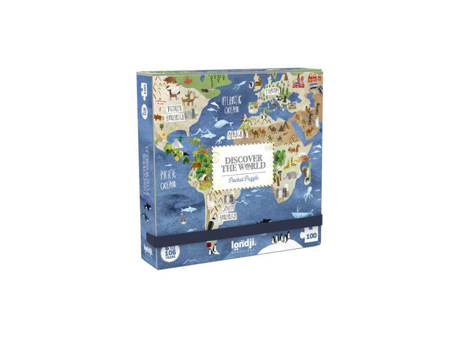 Pocket Puzzle - World