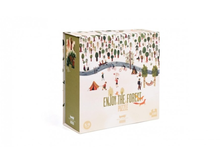 Puzzle - Enjoy the Forest