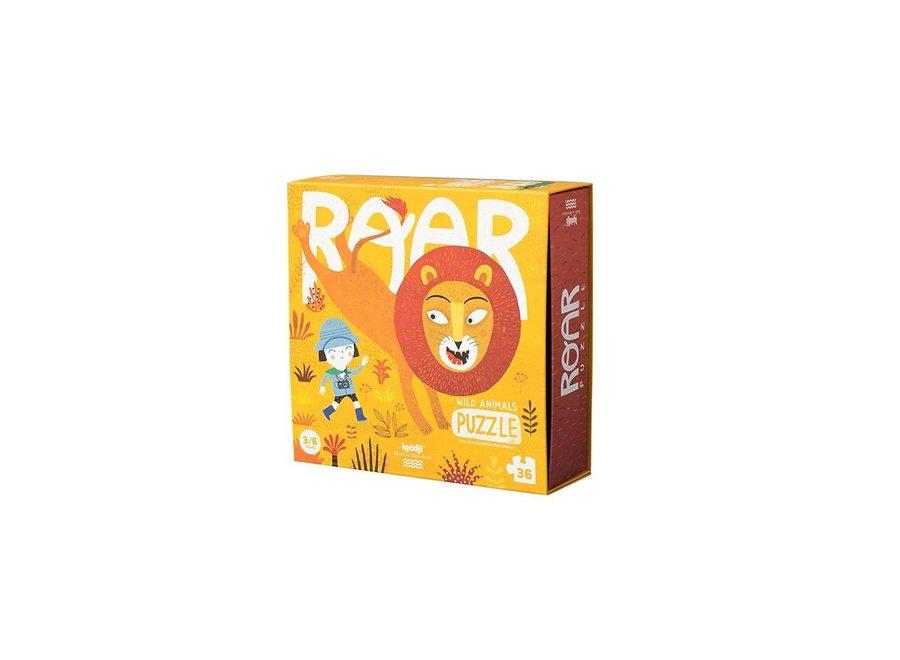 Puzzle - Roar