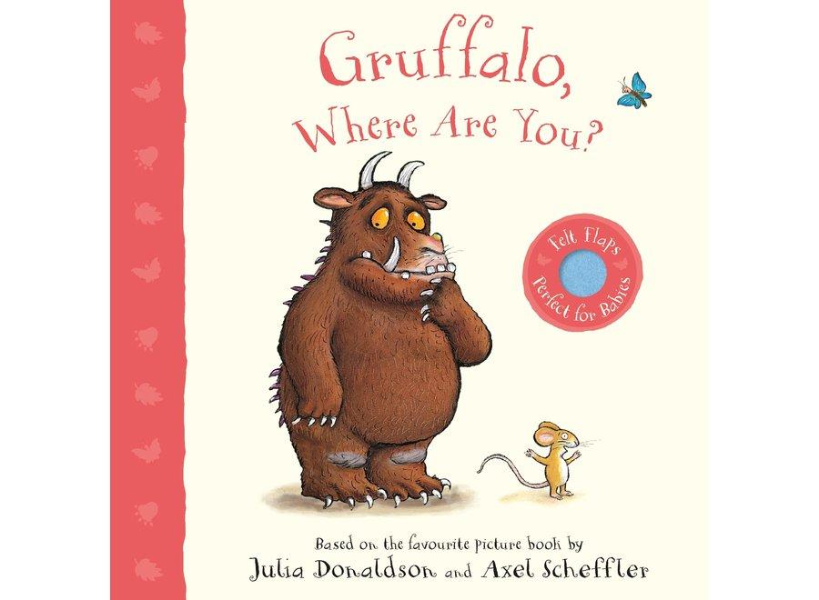 Gruffalo where are you