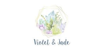 Violet & Jade