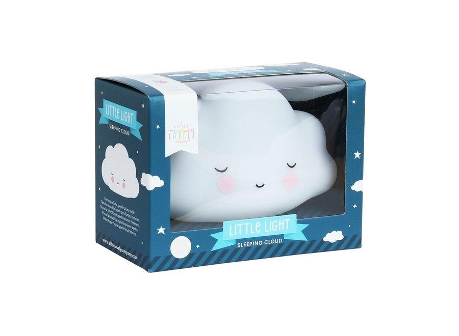 Little light sleeping cloud