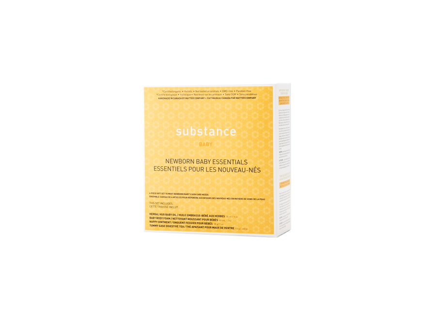 Substance Newborn Baby Kit