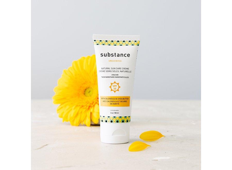 Substance Unscented Sun Care Cream