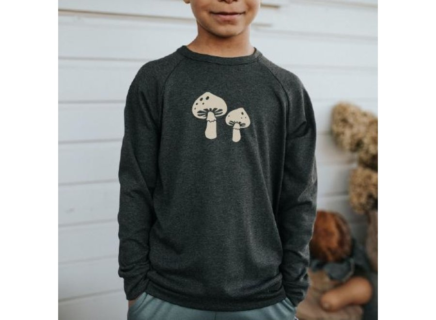 Youth Pullover 'Toadstools'
