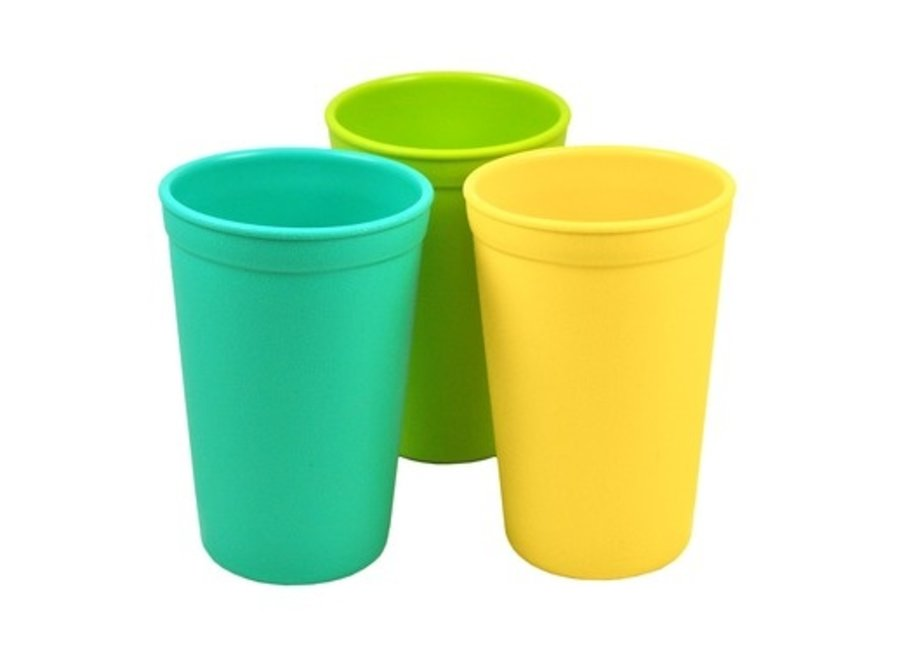 Drinking cups 3pack