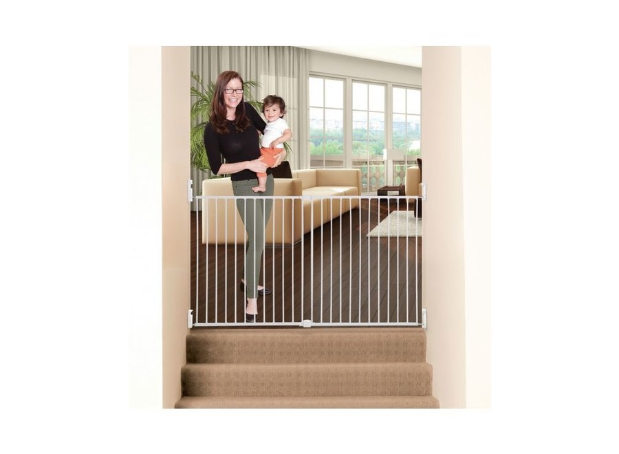 Broadway baby gate - xtra wide - PICKUP/LOCAL DELIVERY ONLY