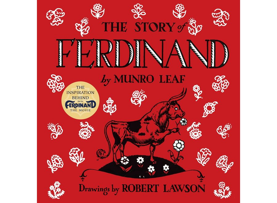 The Story of Ferdinand board book