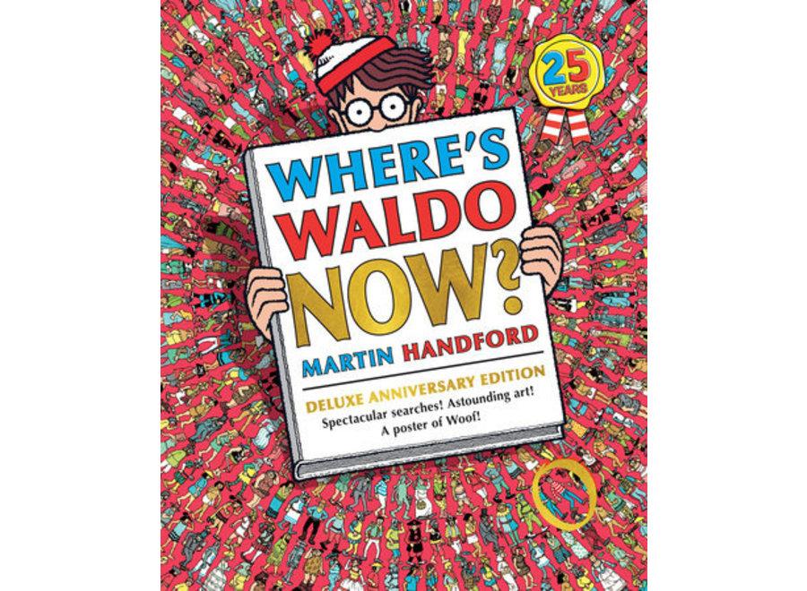 Where's Waldo now Deluxe