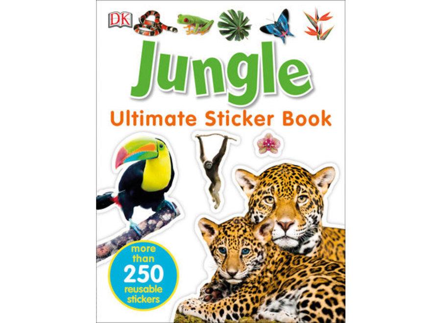 Jungle Ultimate sticker book