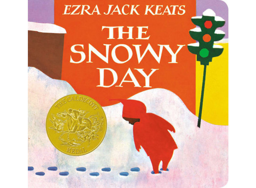 A Snowy day board book