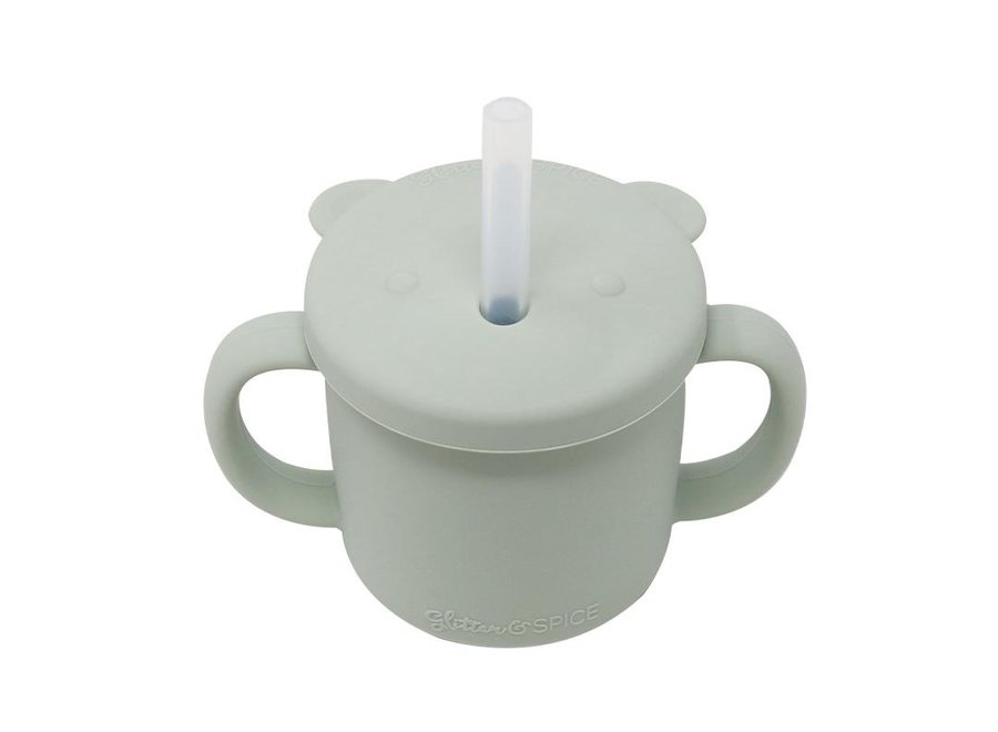 Grow with me silicone Cup