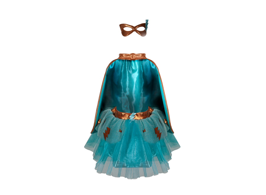 Super-duper tutu/cape/mask