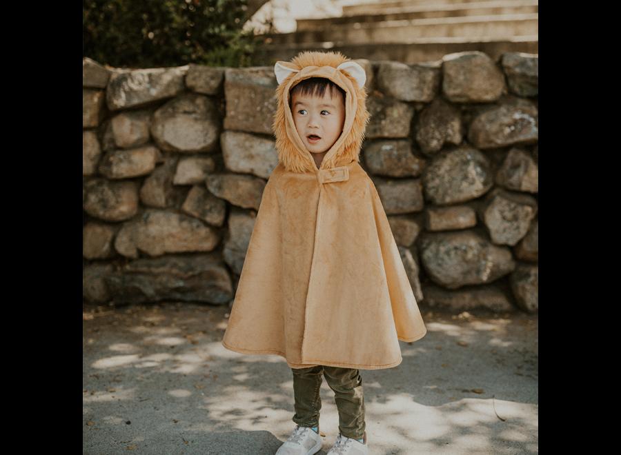 Toddler lion cape