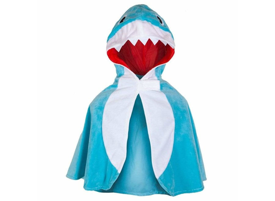 Baby shark cape