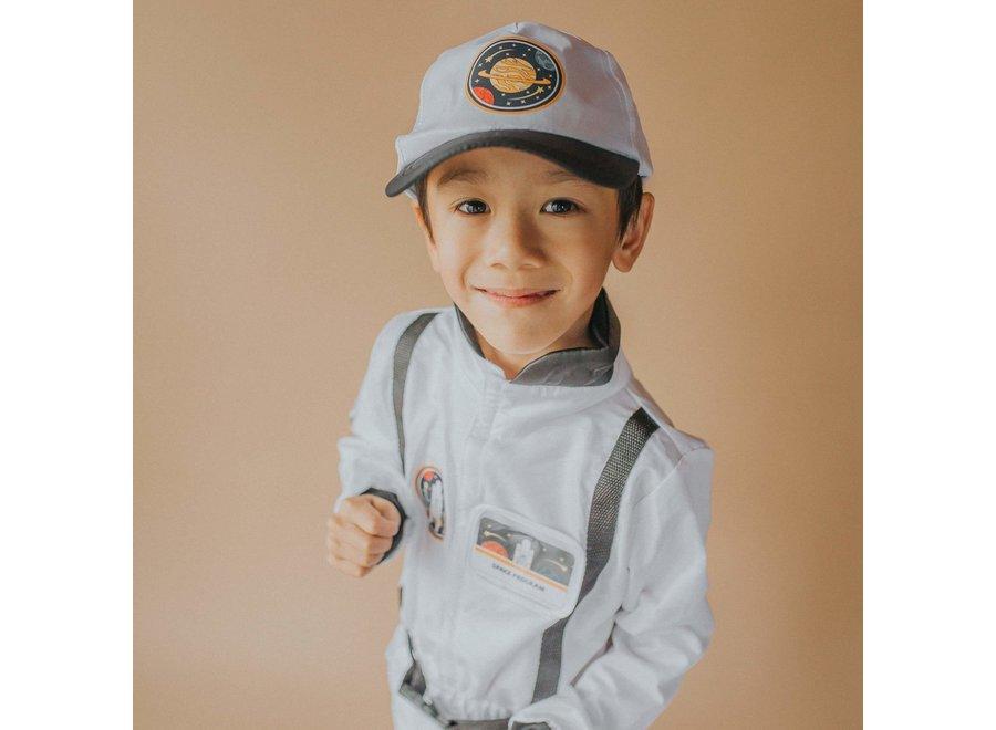 Astronaut jumpsuit and hat