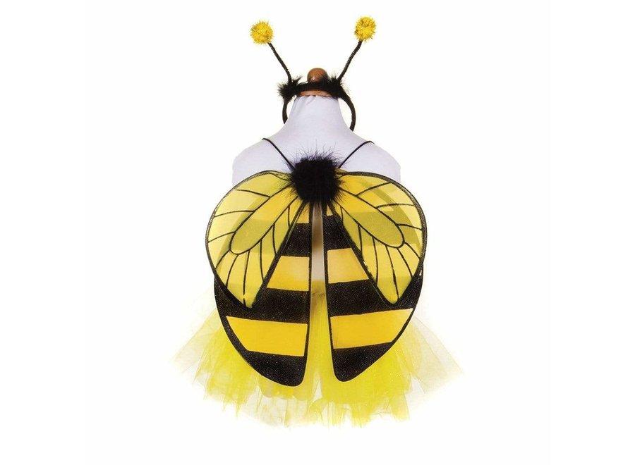 Glitter bumble bee set