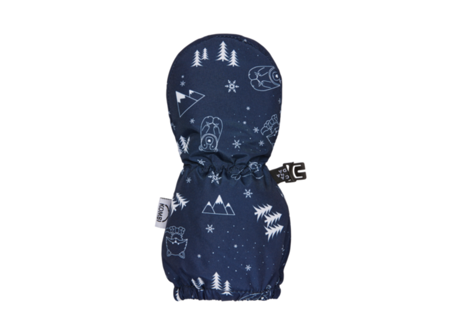 Adorable infant mitt