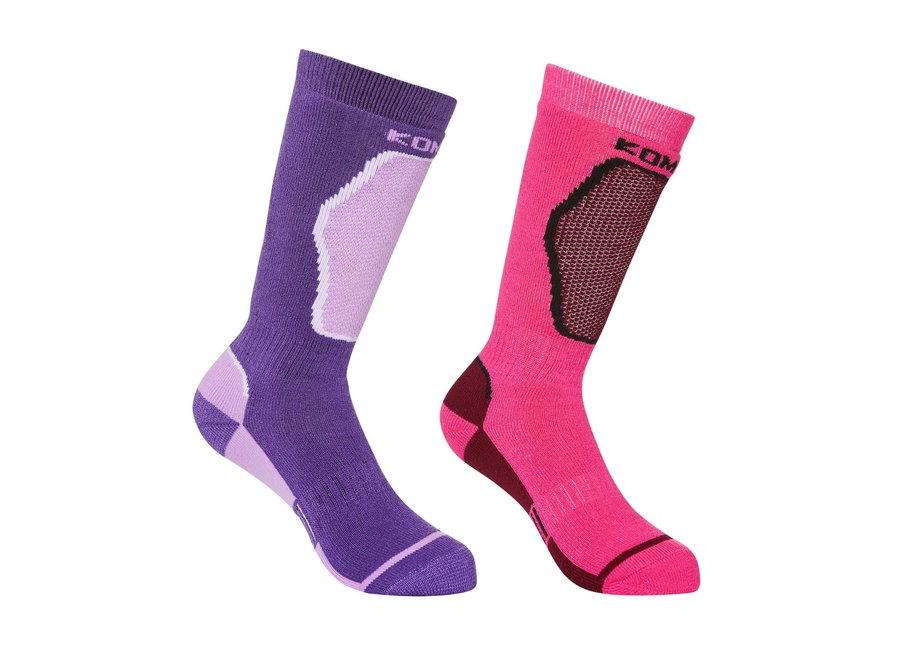 The Brave twin pack JR sock