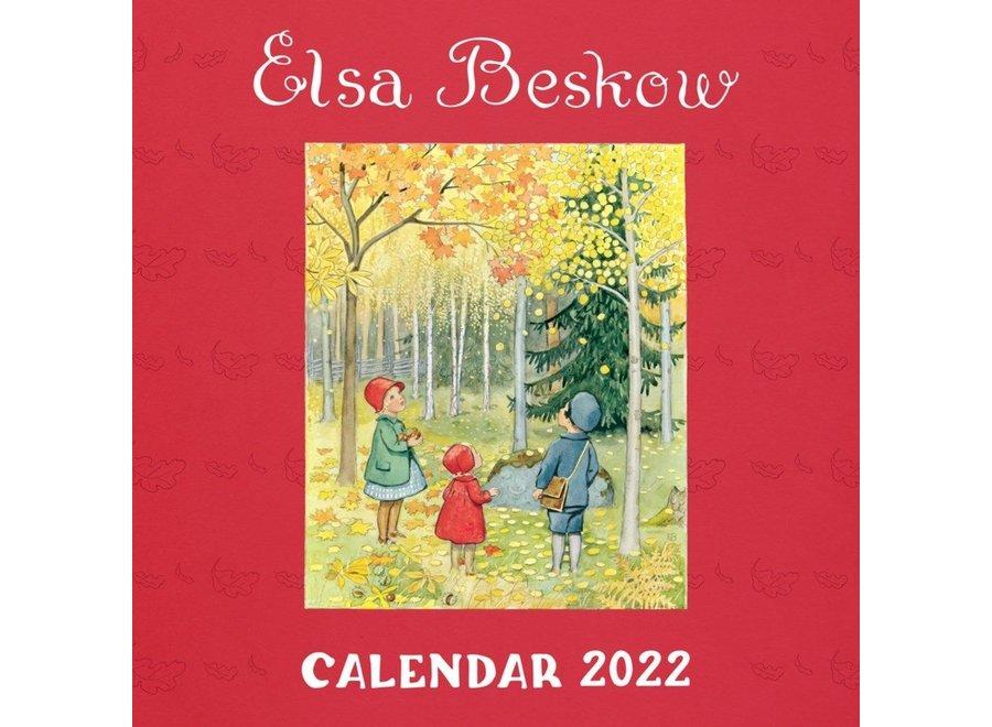 Elsa Beskow Calendar 2022