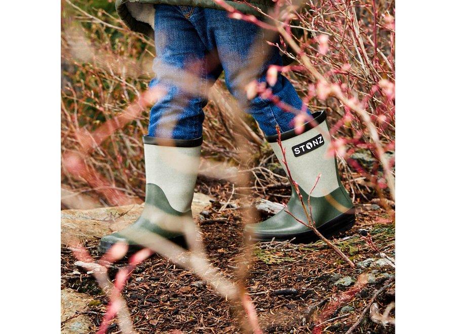 Stonz rain boots