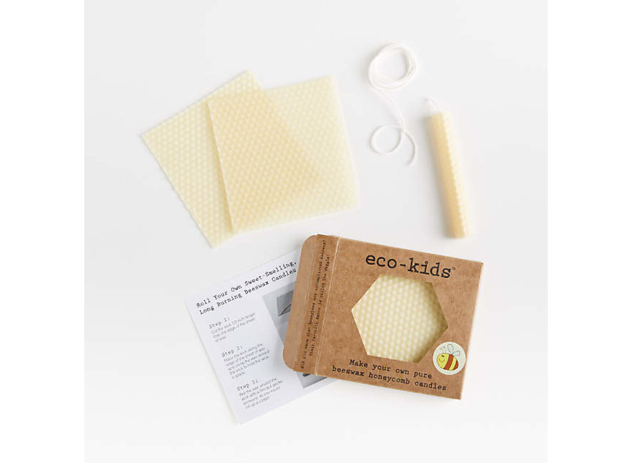 Beeswax Honeycomb candle kit