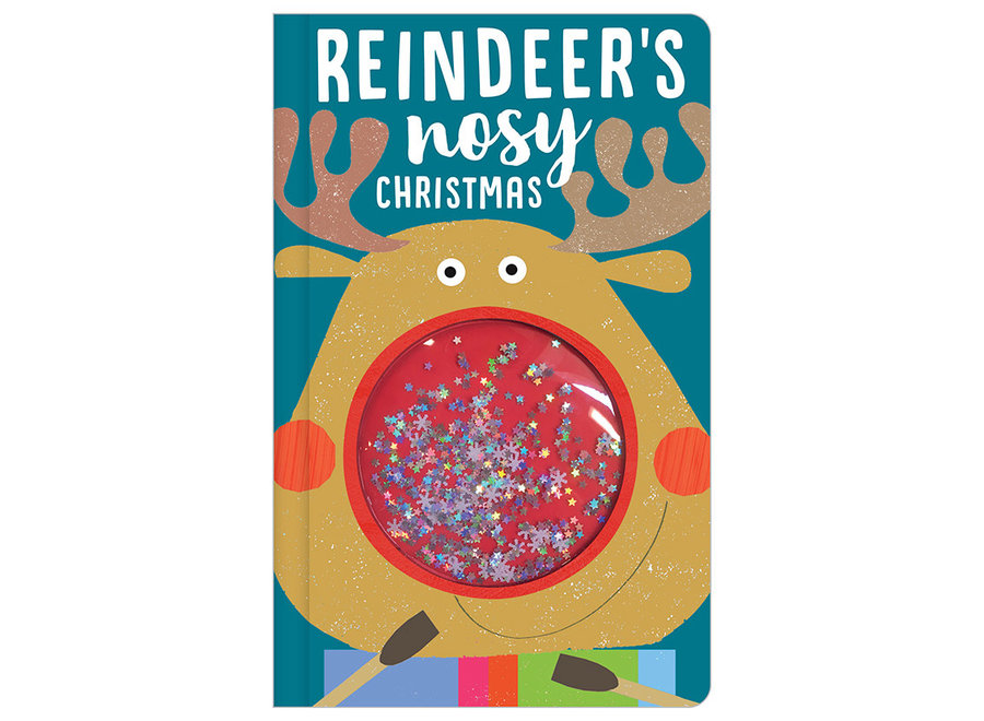 Reindeer's Nosy Christmas