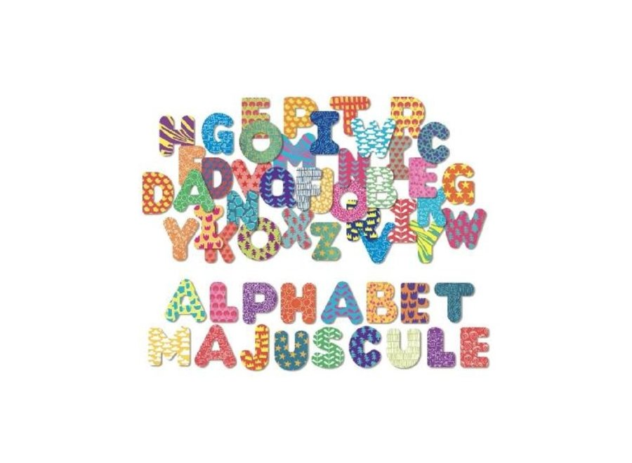 Magnets alphabet upper case