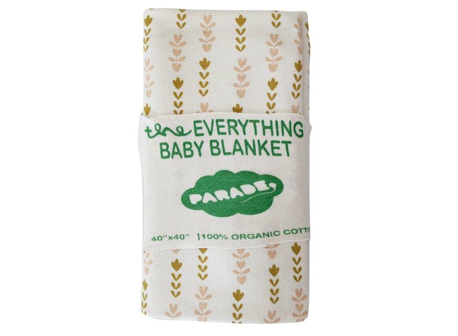 Everything baby blanket