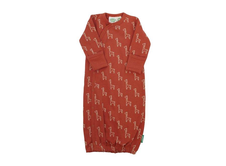 Kimono gowns - signature prints