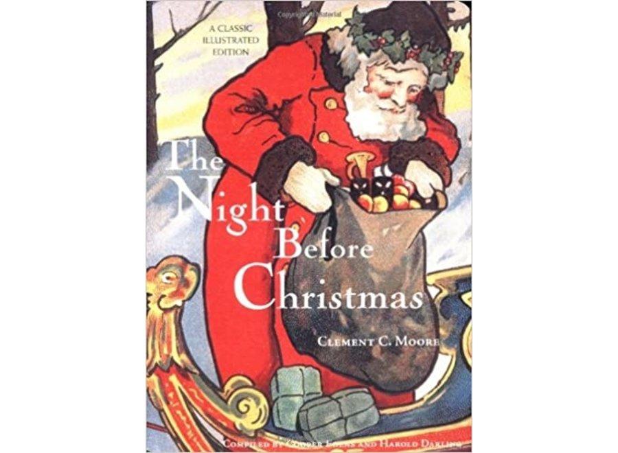 The Night before Christmas (mini book)