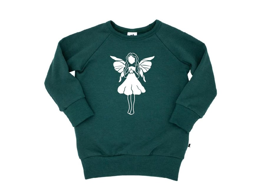 """Fleece-lined pullover 'Whimsical Fairy"""""""