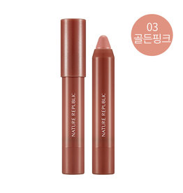 Eco Crayon Eyes 03 Golden Pink