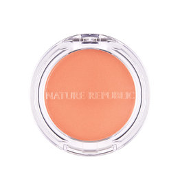 By Flower Blusher 02 Orange Pear