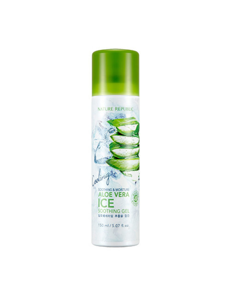 Aloe Vera Ice Soothing Gel