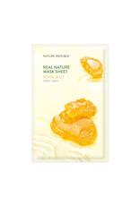 Real Nature Royal Jelly Mask Sheet (Orig $1.90)