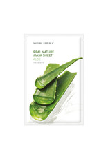 Real Nature Aloe Mask Sheet (Orig $1.90)