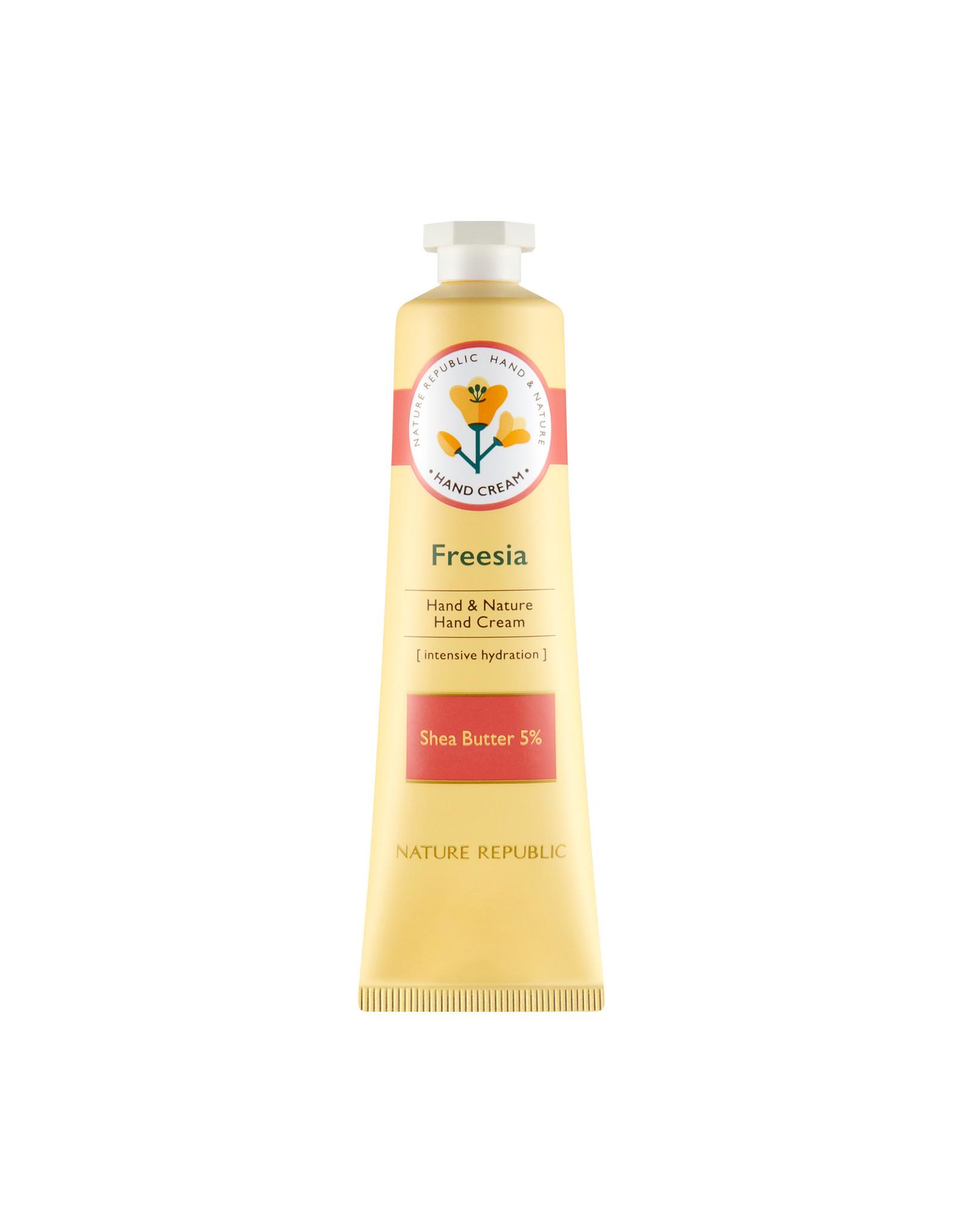 Hand & Nature Hand Cream Freesia (Orig $8.90)
