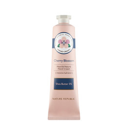 Hand & Nature Hand Cream Cherry Blossom (Orig $8.90)