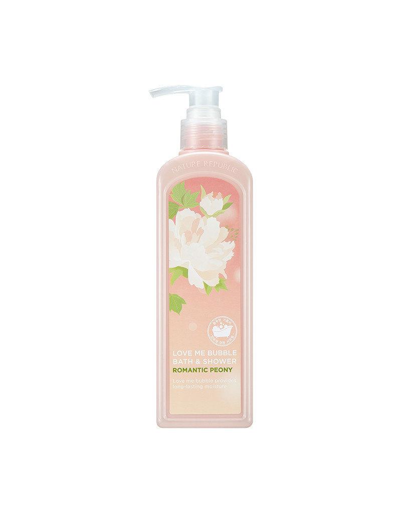 Love Me Bubble Bath & Shower Gel-Romantic Peony (Orig $22.90)