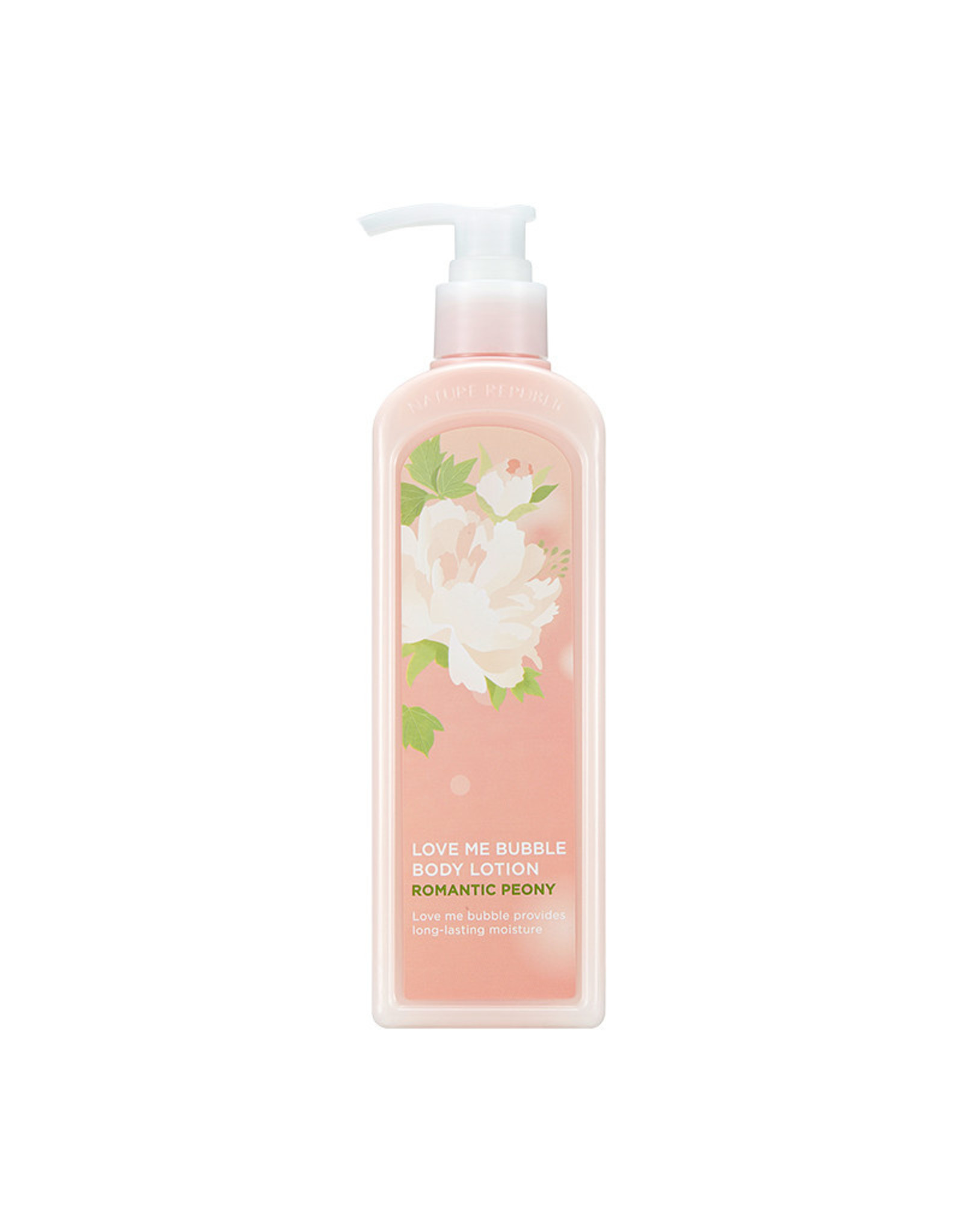 Love Me Bubble Body Lotion-Romantic Peony (Orig 22.90)