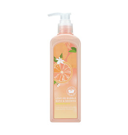 Love Me Bubble Bath & Shower Gel-Grapefruits (Orig $22.90)