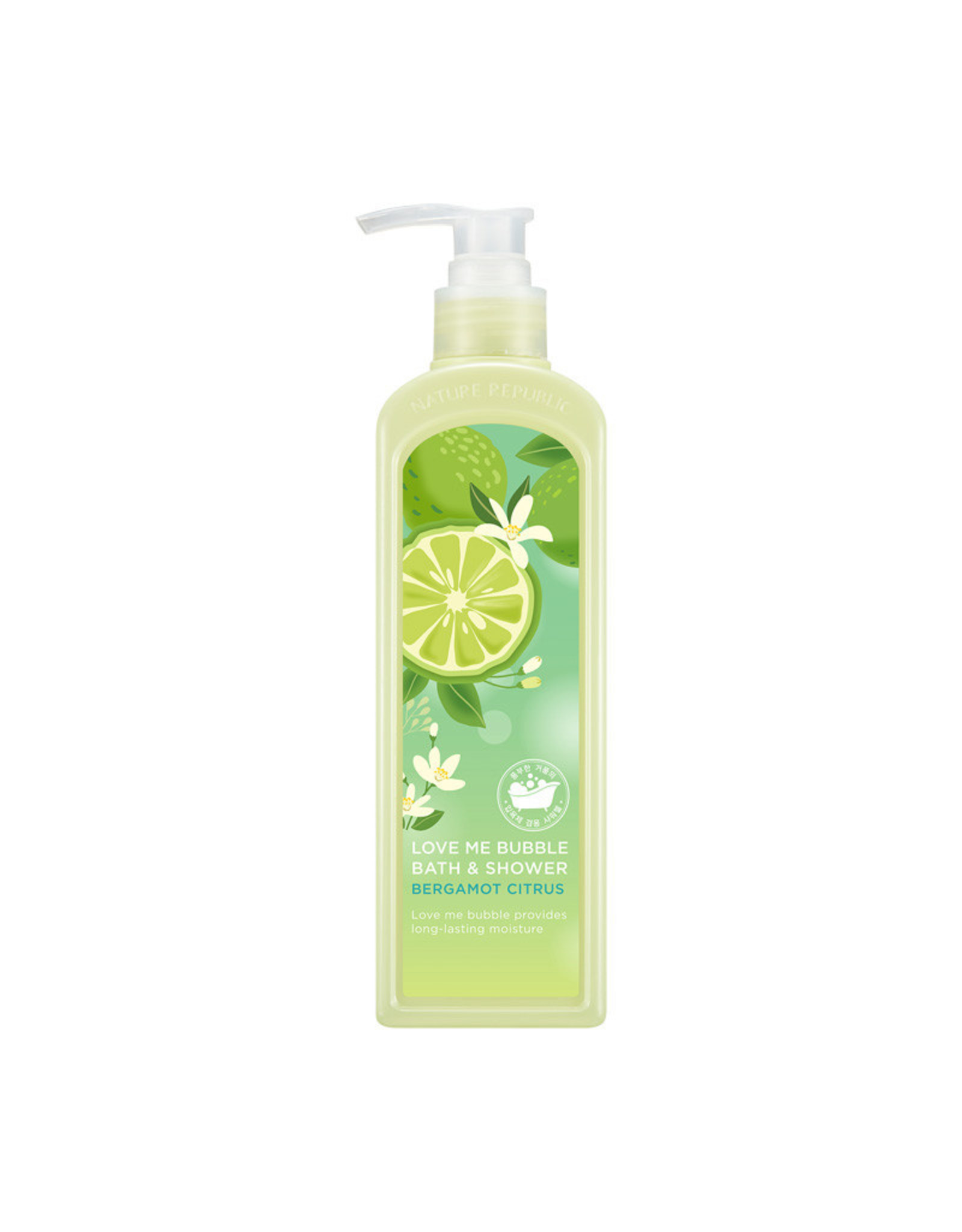 Love Me Bubble Bath & Shower Gel-Bergamot Citrus (Orig 22.90)