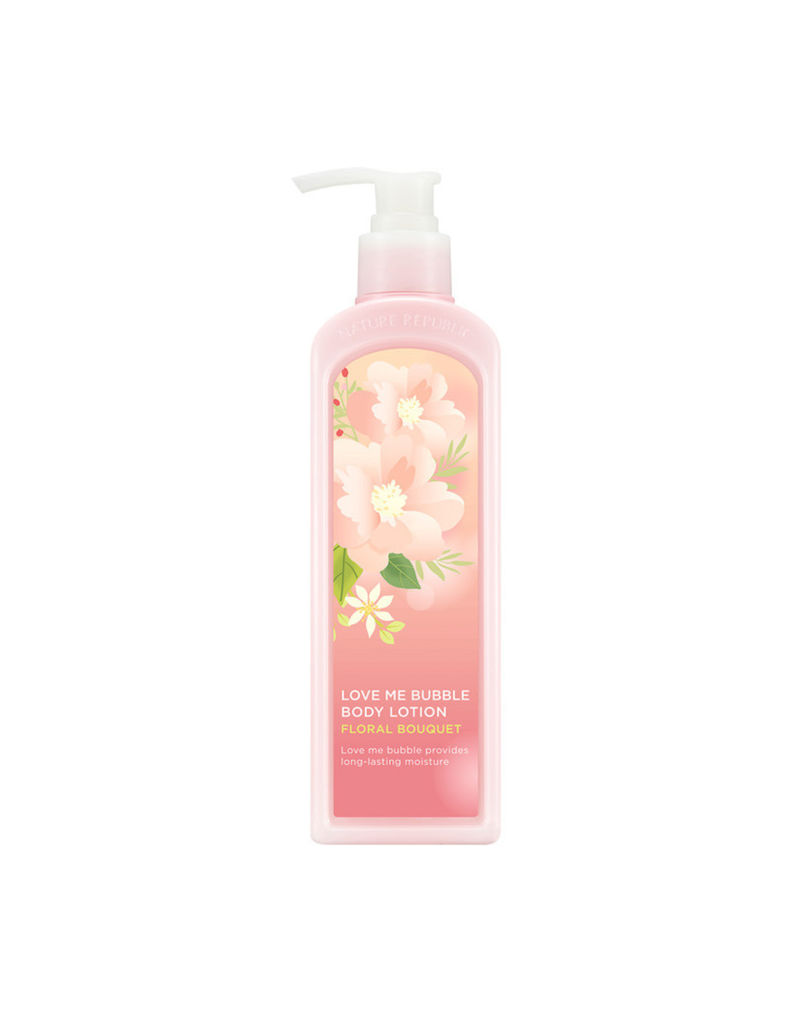 Love Me Bubble Body Lotion-Floral Bouquet (Orig $22.90)