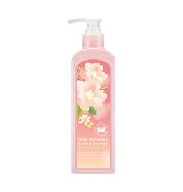 Love Me Bubble Bath & Shower Gel-Floral Bouquet (Orig $22.90)