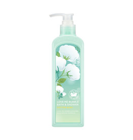 Love Me Bubble Bath & Shower Gel-Cotton Baby (Orig $22.90)