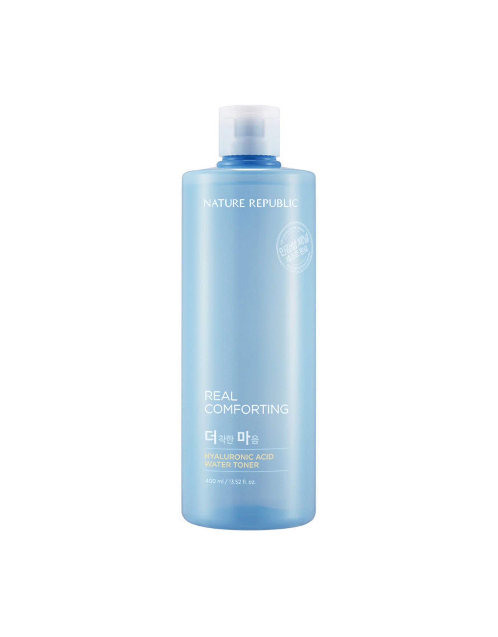 Real Comforting Hyaluronic Acid Water Toner