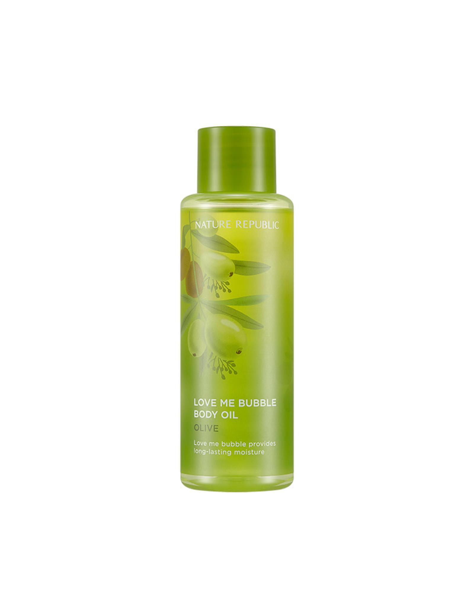 Body Oil-Olive