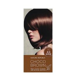 Hair&Nature Hair Color Cream 7C Choco Brown